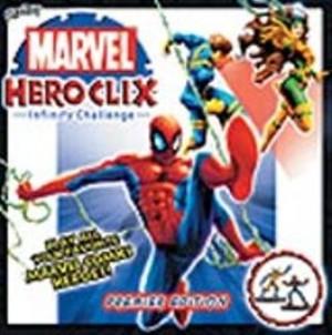 Marvel Heroclix - Infinty Challenge Boîte Premier
