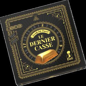 LE DERNIER CASSE