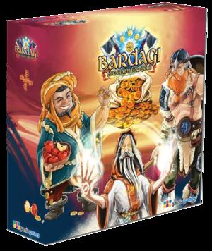 Bardagi - The claim for gold