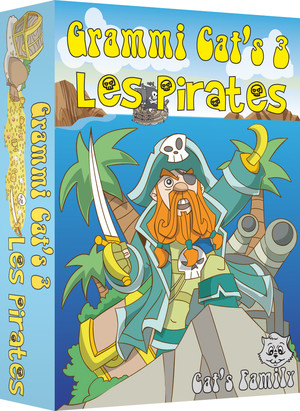 Grammi Cat's 3 - Les pirates