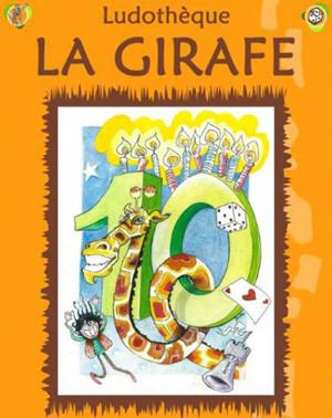 La Girafe a 10 ans. Bon anniversaire ma grande