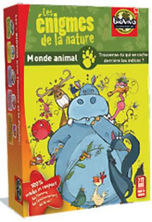 Les Énigmes de la Nature - Monde Animal