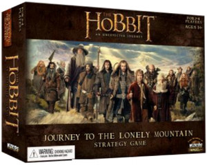 The Hobbit: Journey to the Lonely Mountain