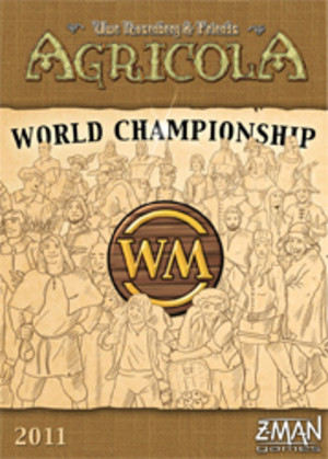 Agricola : World Championship Deck - 2011