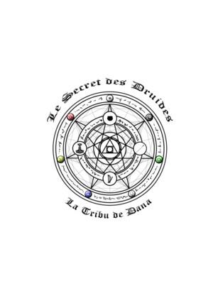 Le Secret des Druides : La tribu de Dana.