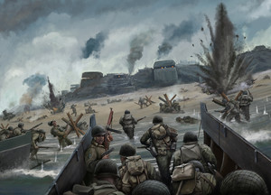 D-Day Dice 2ème édition