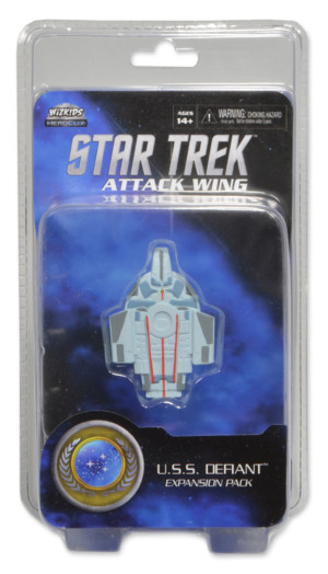 Star Trek : Attack Wing - Vague 1 - U.S.S. Defiant