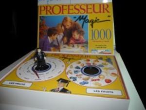 Professeur magic 1000