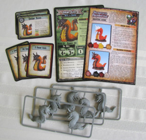 Shadows of Brimstone - Swamp Slugs Gencon Preview