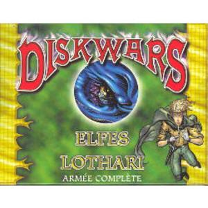 Diskwars - Elfes Lothari