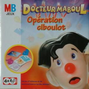 Docteur Maboul - Opération Ciboulot