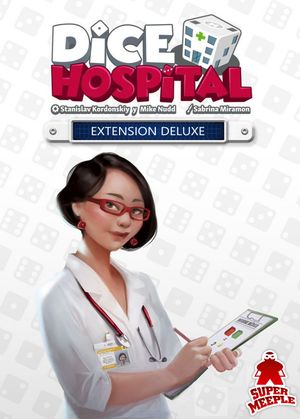 Dice Hospital Deluxe VF