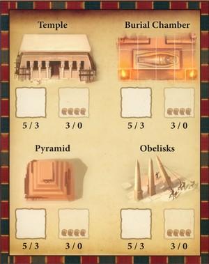 Imhotep : The Stonemason's Wager