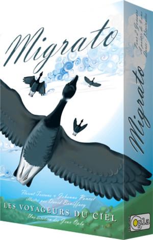 Migrato de Florent Toscano pour mars 2013