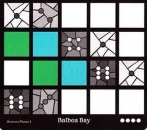 Sagrada - Vitraux/Balboa Bay
