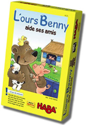 L'Ours Benny aide ses amis