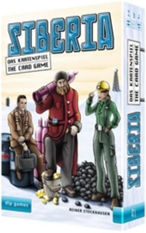 Siberia: the card game