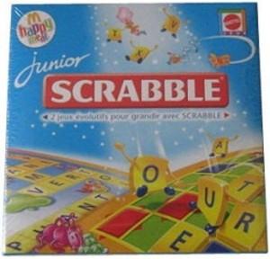 Scrabble Junior - M happy meal