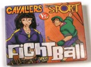 Fightball - Cavaliers vs Team Sports