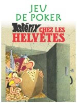 Jeu de Poker - Astérix chez les Helvètes
