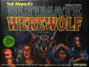 Ultimate Werewolf With Classic Monsters Expansion