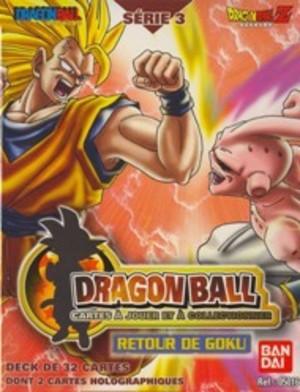 Dragon Ball : Serie 3 Starter - Retour De Goku