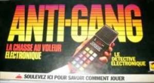 Anti-Gang