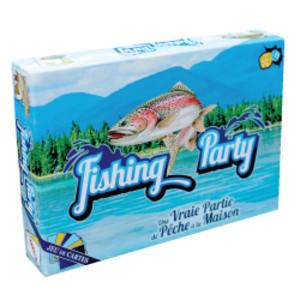 Fishing Party : une vrai partie de pêche à la maison.