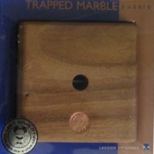 Trapped Marble