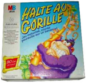 Halte au Gorille