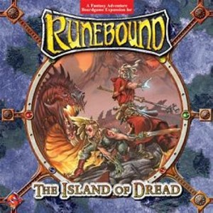 Runebound : The Island of Dread