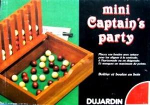 Mini Captain's Party