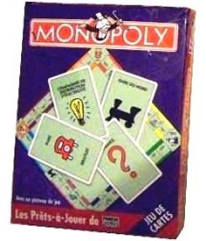 Monopoly - jeu de cartes
