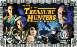 Fortune and Glory : Treasure Hunters