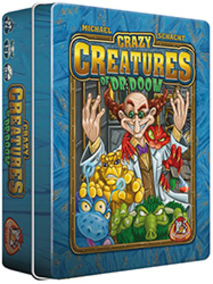 Crazy Creatures of Dr. Doom
