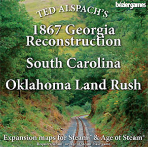 AoS : 1867 Georgia Reconstruction, South Carolina & Oklahoma Land Rush