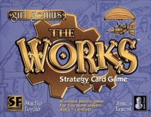 Girl Genius : The Works