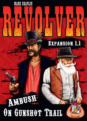 Revolver: Ambush On Gunshot Trail