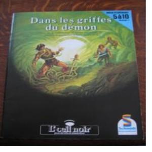 L'Œil Noir - Dans les Griffes du Démon (Schmidt)