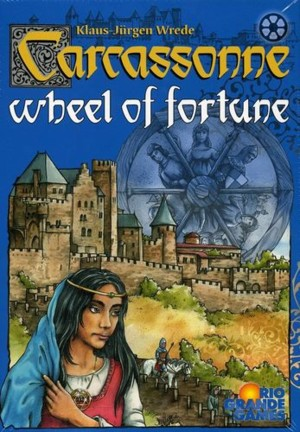Carcassonne - Wheel of Fortune