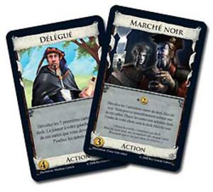 Dominion : Marché noir & Délégué