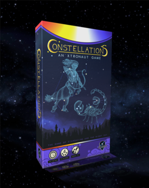 Constellations : the game of stargazing and the night sky