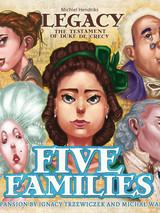Legacy : The Testament of Duke de Crécy - Five Families
