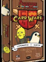 Adventure Time Card Wars : Lemongrab VS Günter