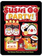 Sushi Go Party !