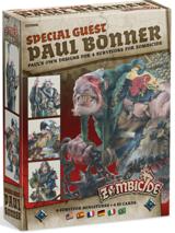 Zombicide black plagued , spécial guest Paul Bonner