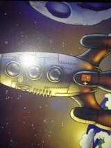 Rampage : carte Les space Cowboys + 2 fiches de Stickers pour meeple