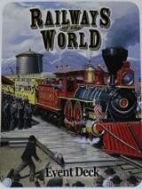 Railways of the World: Event Deck