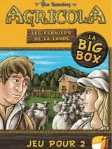 Agricola Big Box 2 joueurs - Les Fermiers de la Lande
