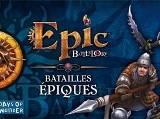 Epic BattleLore : Batailles épiques